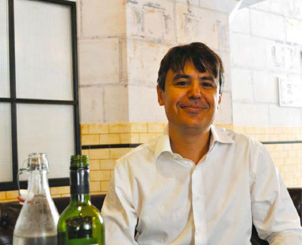 Cyril Tramon interviewé par le magazine Bon Goût, agefi quotidien, bon gout