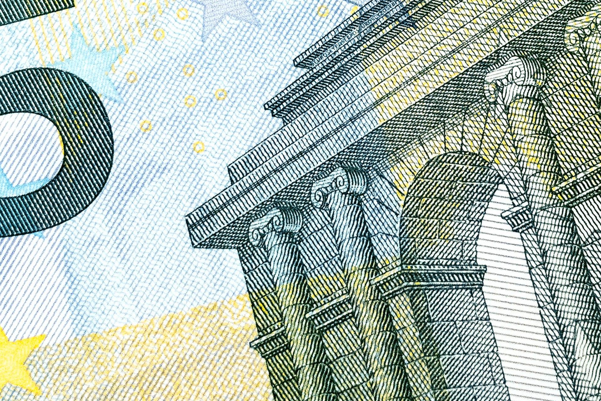 billet de banque européen