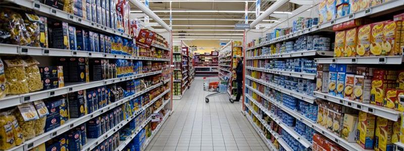 BFR supermarché