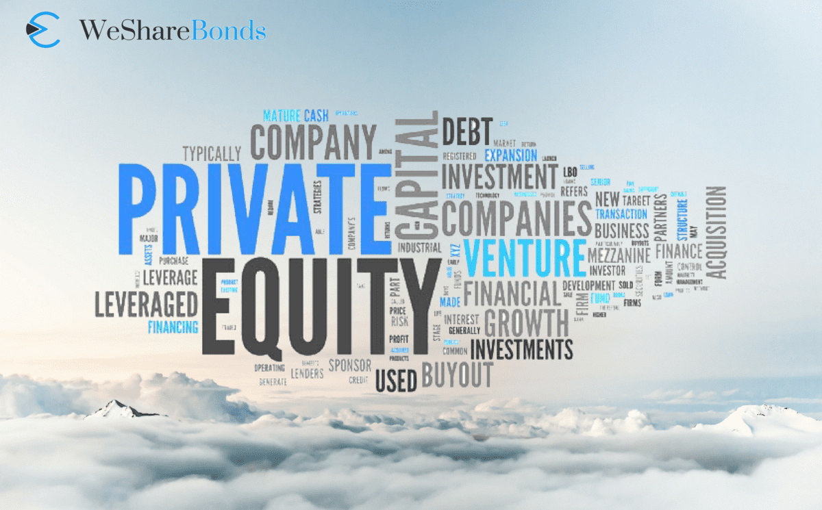 private equity, crowdfunding, crowdlending, wesharebonds