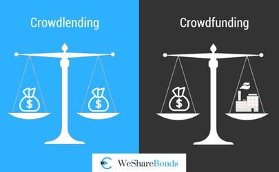Crowdlending vs Crowdfunding : Quelles différences ?