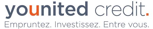 logo de la fintech younited credit partenaire de wesharebonds