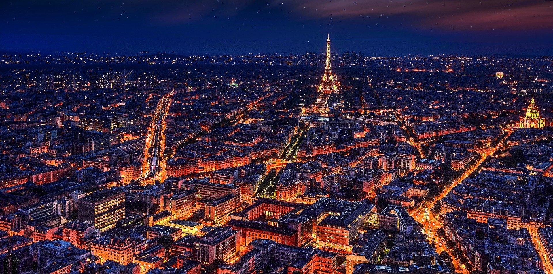 Paris, impérialisme,