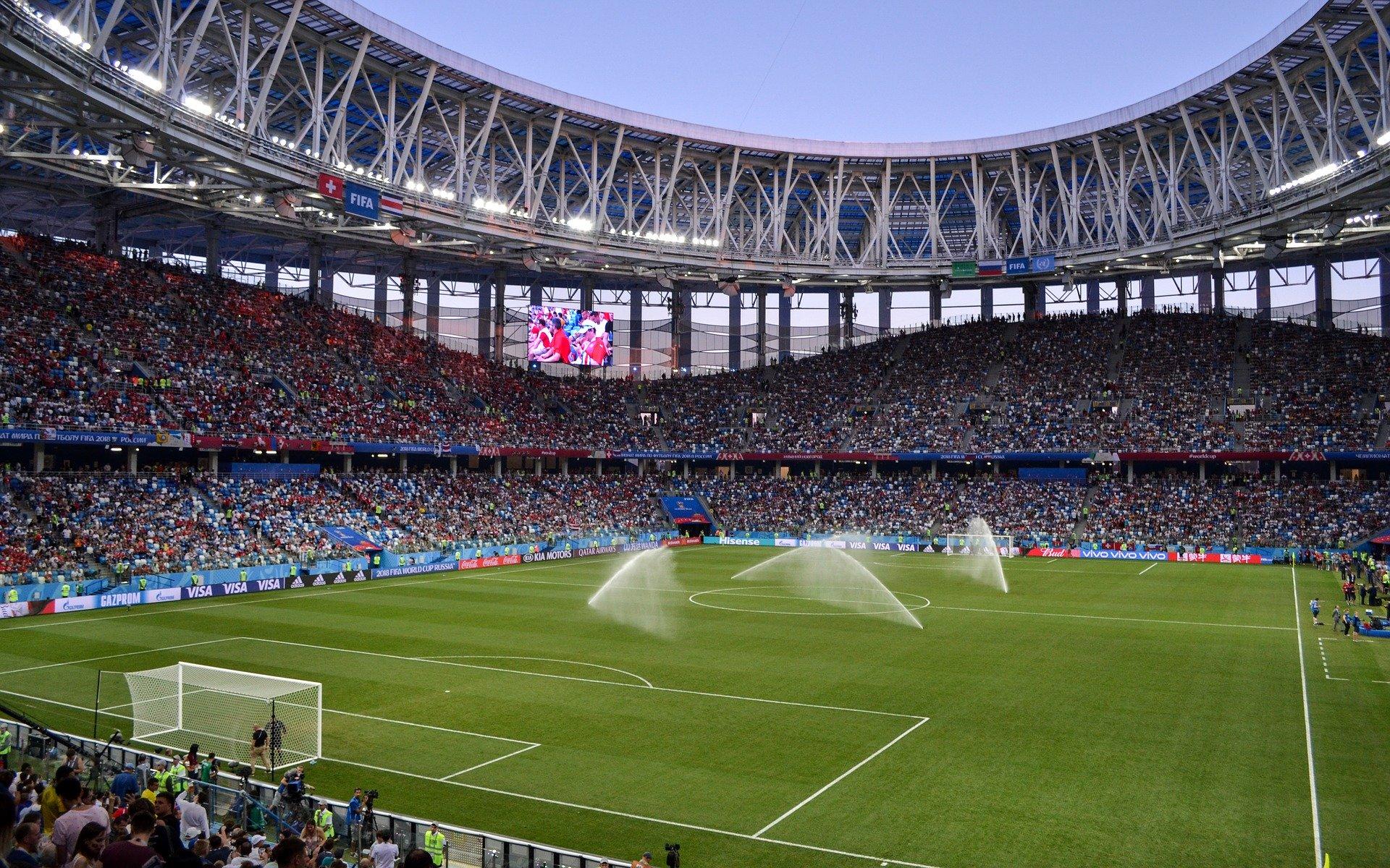 Coupe du monde 2018 PIB