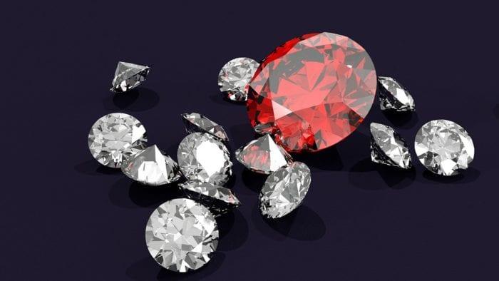 diamants, placement, investissement