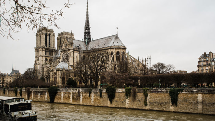 Mécénat et Nord Dame de Paris
