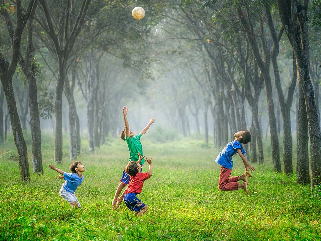 Image de l'enfance : thème business autour de l'enfant