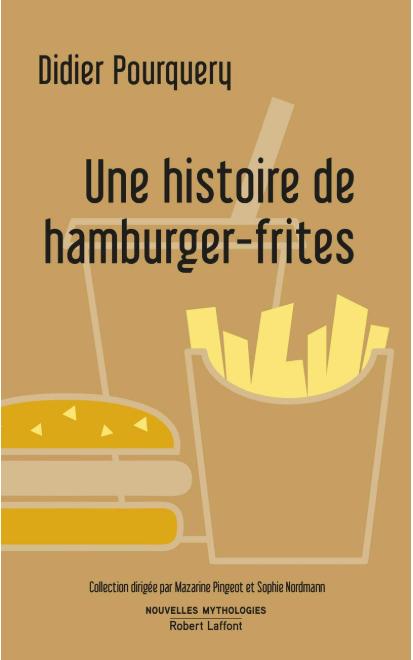 Une histoire de hamburger-frites, livres