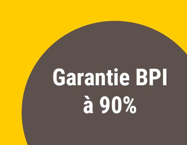 Garantie BPI à 90%, Bpifrance, Coronavirus