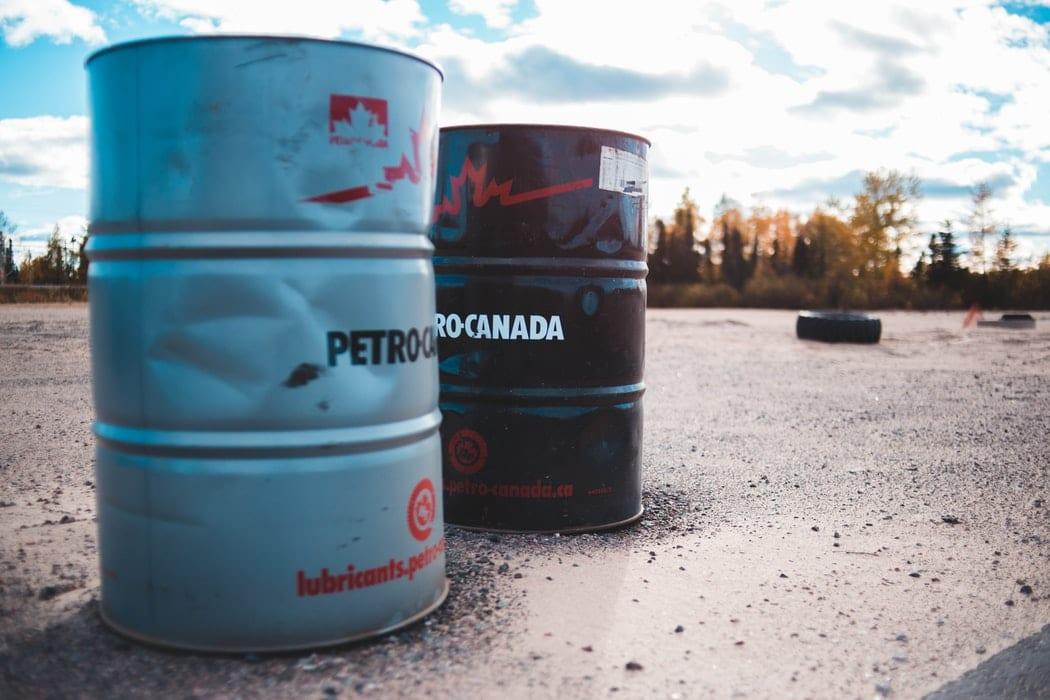 cours du pertrole prix negatif, petrole crise