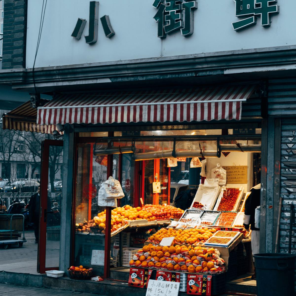 La reprise en Chine